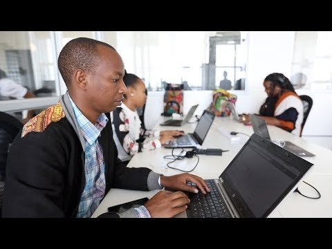 Kenya's Entrepreneurial Explosion