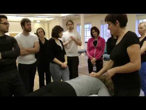 Vibration massage technique