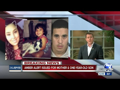 AMBER ALERT: Woman taken with 1-year-old child from Commerce City area; police searching Pueblo area