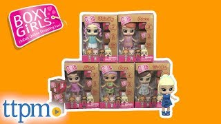 Boxy Girls Mini Dolls from Jay @ Play
