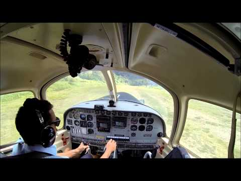 PNG Bush Flying 2013, PAC-750XL, Kiunga Area