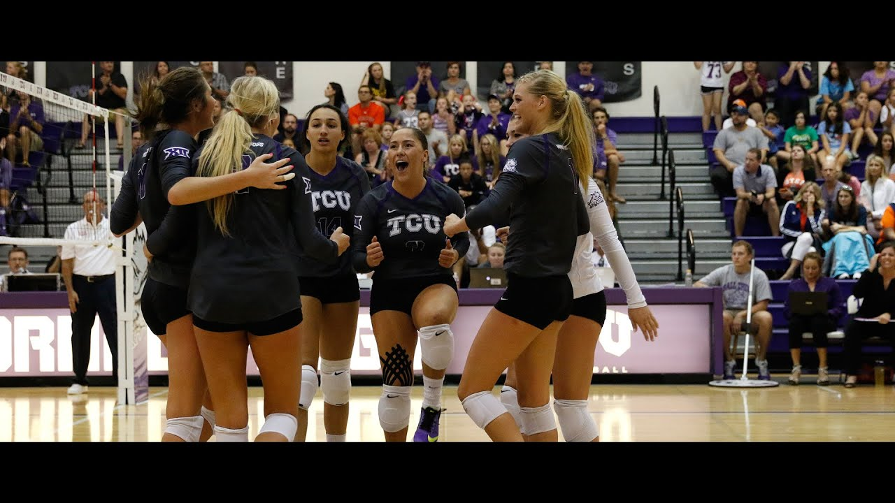 Please Log In To Inspiring Female Volleyball Players Videos Tcu Volleyball Female Volleyball Players Volleyball News