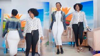 Raba Ivyo Miss Kugasaka Akoreye Muri Celebrities Show Aratwenza Cane #Noussaiba #Lamar