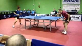TM / Hispalis VS CajaSur / Jose Manuel Gomez vs Carlos Machado