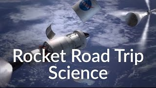 Science Experiments - Rocket Road Trip 5