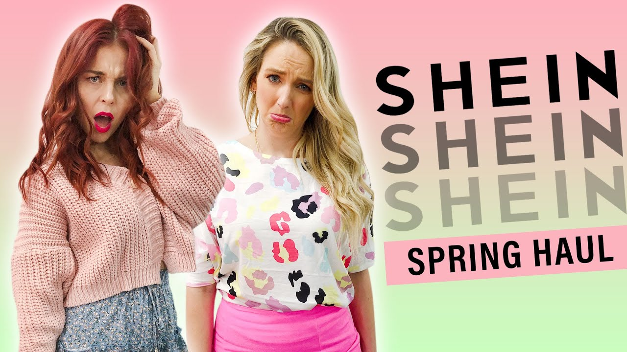 Is SHEIN Worth It?! Spring Try On Haul!