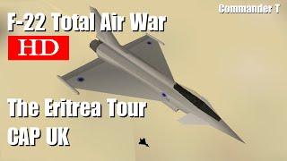 F22 Total Air War TAW CAP UK 720HD [Episode 20]