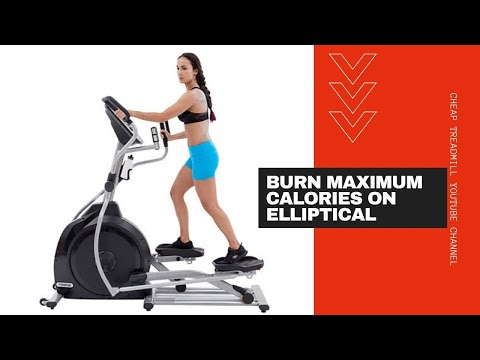 Elliptical calories expended each hour – Which burns probably the most calories