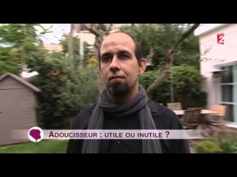 France2 : reportage sur les adoucisseurs