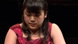 Yurika Kimura  – Etude in B minor Op. 25 No. 10 (first stage)