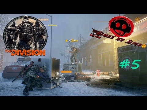#5  The Division GamePlay - Side Mission & Encounter