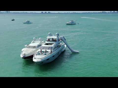 Yacht slide rental: Slip sliding away on superyachts