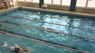МГТУ ИМ. Н. Э. Баумана( сборная по плаванию)
