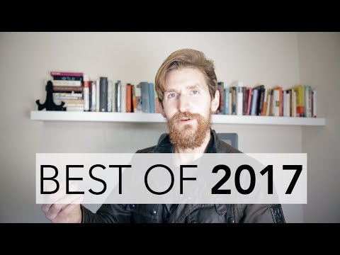 My 5 Favorite Books of 2017