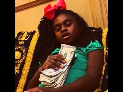 Lil Wayne's Daughter Comes After Anyone Stuntin' On Her Daddy: Wayne Don't ...