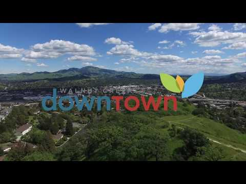 Walnut Creek Downtown Promotional Video