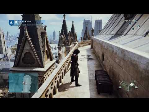 Assassin's Creed: Unity Chests: Palais de Justice - Ille de la cite