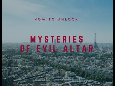 HOW TO UNCOVER THE MYSTERY OF EVIL ALTAR (1) | HOW TO OVERTHROW EVIL ALTARS  DEUTERONOMY 12: 2-4