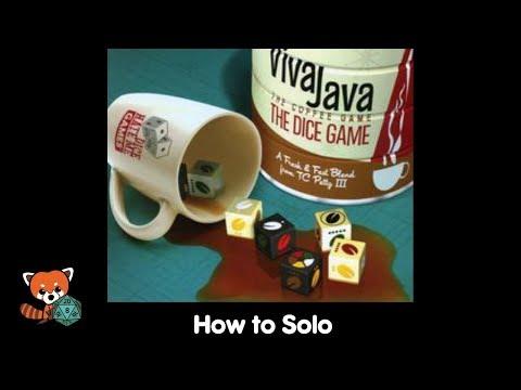 The Coffee Game The Dice Game Game Salute VivaJava