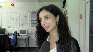 Soziale Gerechtigkeit - LINKE-Bundestagsabgeordnete Jessica Tatti zu Besuch bei RTF.1