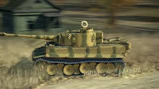 Il2 Tank Crew Tiger1  Early acces