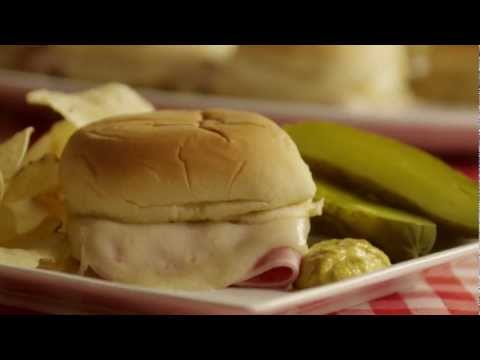 How to Make Hot Ham and Cheese Sandwiches | Sandwich Recipe | Allrecipes.com