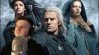 The Witcher | ASMR