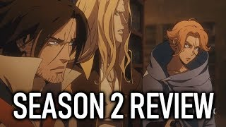Castlevania Season 2 SPOILER FREE Review: Start of the Video Game Renaissance?