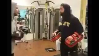 Maher Zain in boxing ring - Amir Khan song