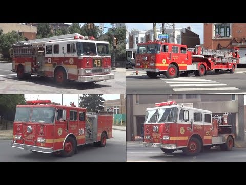 PFD Seagrave Response Compilation