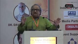 Tarek Fatah - The Jaipur Dialogues 2016:Invaders carried out the most horrendous holocaust in India