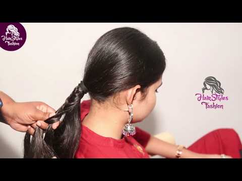 QUICK Everyday Hairstyles For / Work/Office /College | Hairstyle Fashion