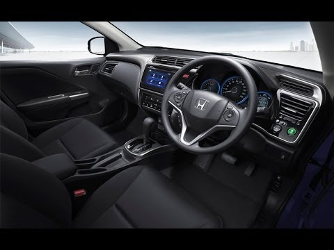 Honda city 2014 interior youtube for Image city interiors