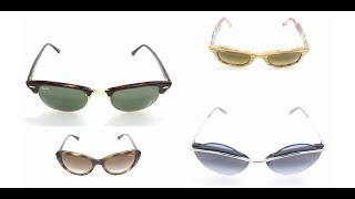 Какие солнцезащитные очки подходят для ромбовидного лица