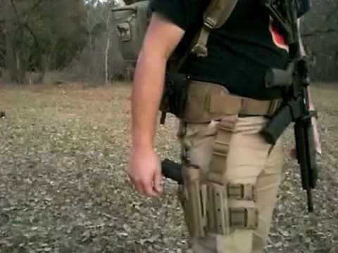 Blackhawk Serpa Tactical Holster Review