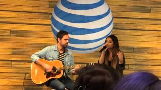 "Becky G ""You Love it"" Live"