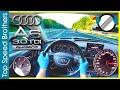 Audi A6 3.0 Tdi C7 Quattro Autobahn Pov Top Speed 🚀