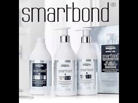 Matthew Collins names his top L'Oréal Professionnel products including the incredible Smartbond