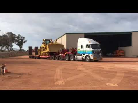 D9T Dozer off to a new contract