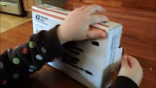 "Unboxing my new ""gun thing"""
