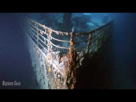 Titanic underwater Real Images  26  3 2017