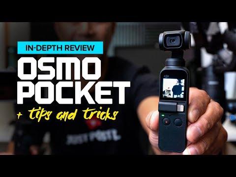 DJI Osmo Pocket in-depth review + tips, tricks and hacks