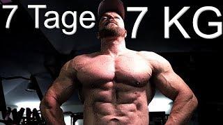 7kg in 7 Tagen abgenommen?! #Oldschooldiet VLOG 14