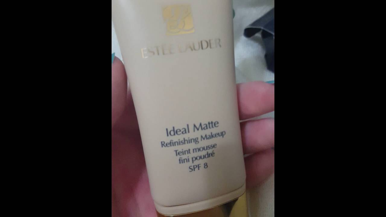 Estee lauder ideal matte - YouTube