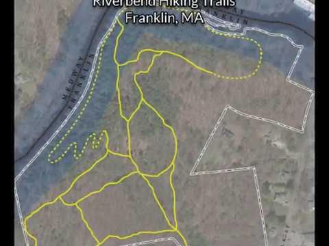 Riverbend Hiking Trails Franklin MA