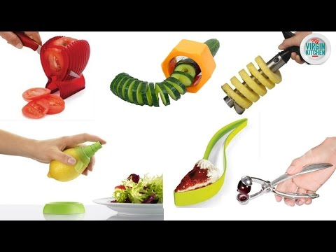 8 KITCHEN GADGETS TESTED