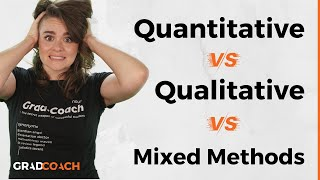 Qualitative vs Quantitative vṡ Mixed Methods Research: How To Choose Research Methodology