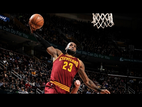 LeBron James: Best Play from Every Game This Season