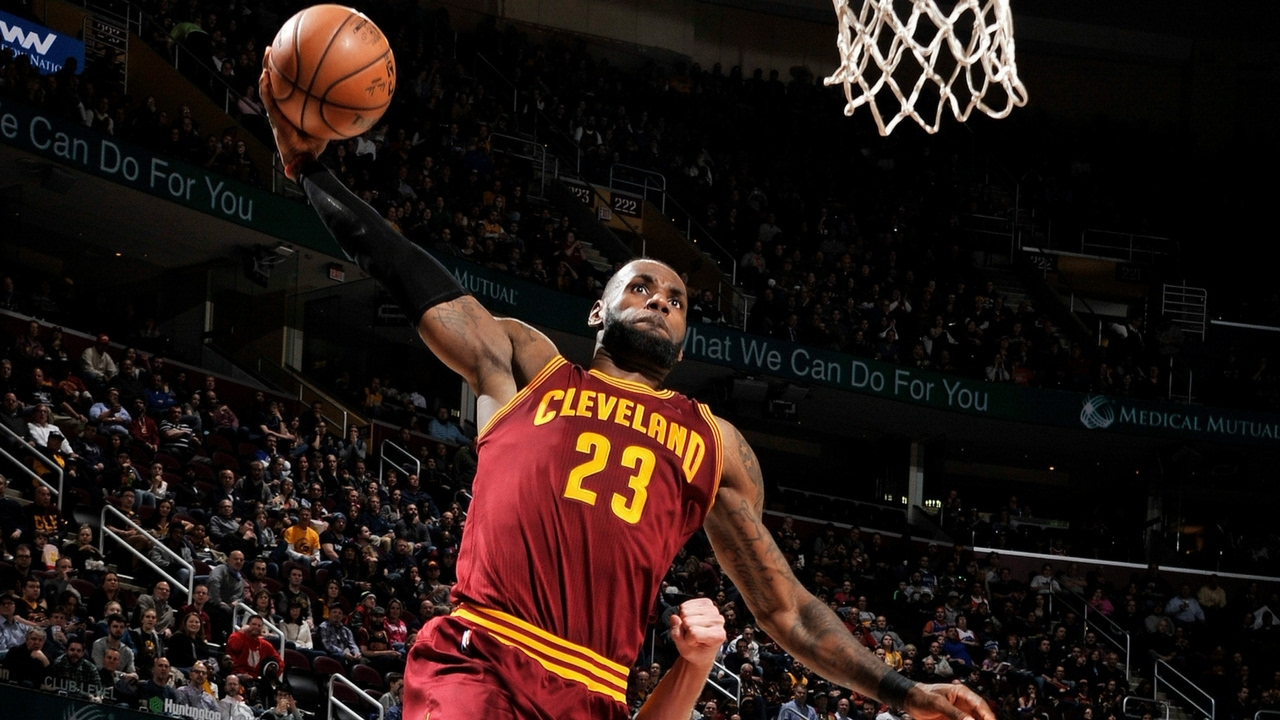 dc1ab09d001 LeBron James  Best Play from Every Game This Season - YouTube