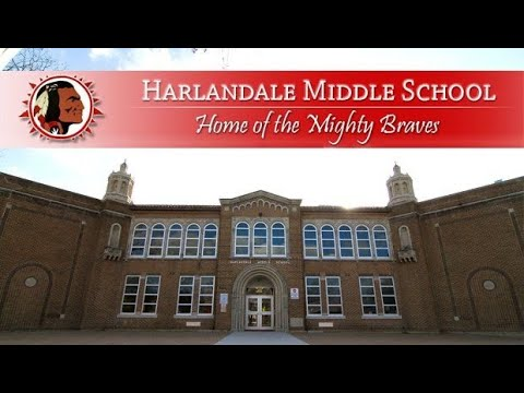 Harlandale Middle School 5th Grade Video Tour